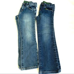 Mossimo Size 6 Girls Jeans Blue